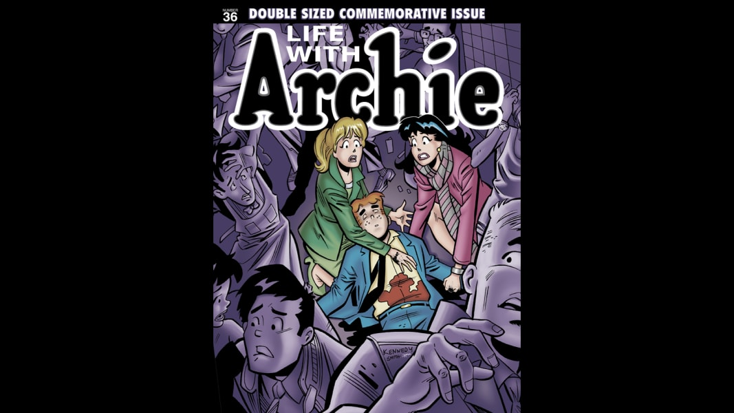 Life with Archie Comics