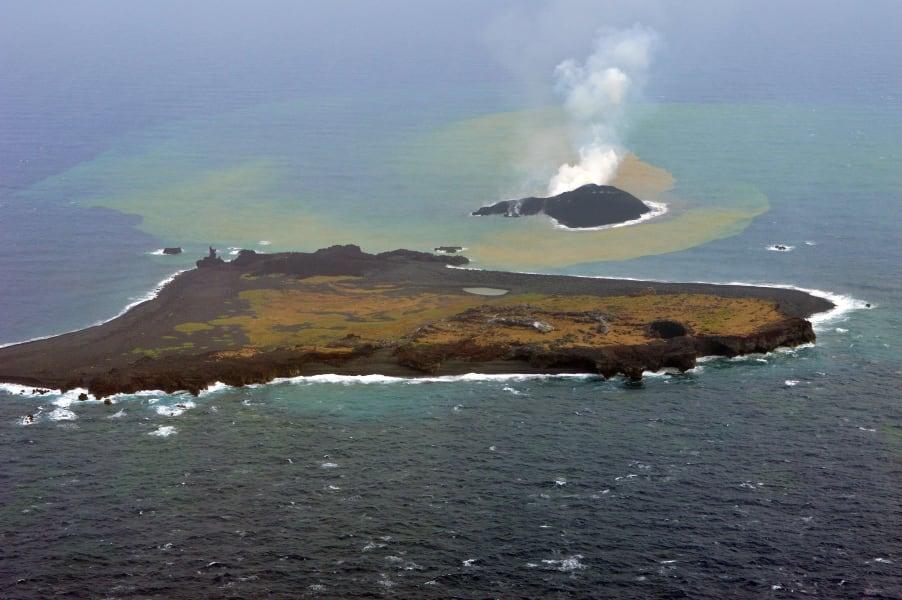 03 japan volcanic island