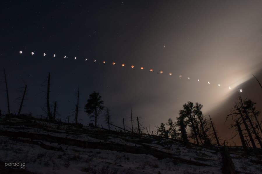 lunar eclipse paradiso