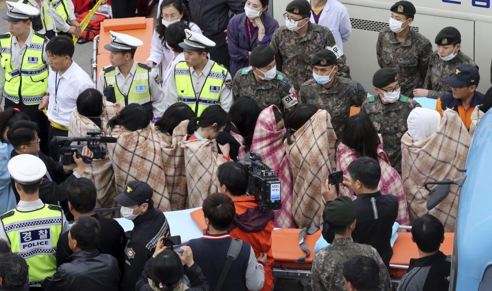 south korea ship 16