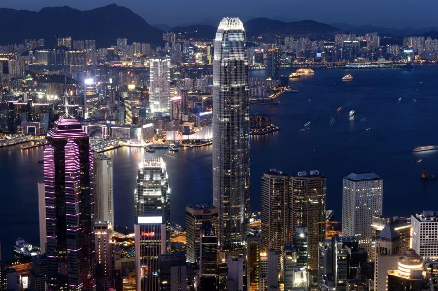 10 things HK-skyscrapers