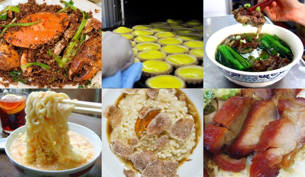 10 things HK-foods