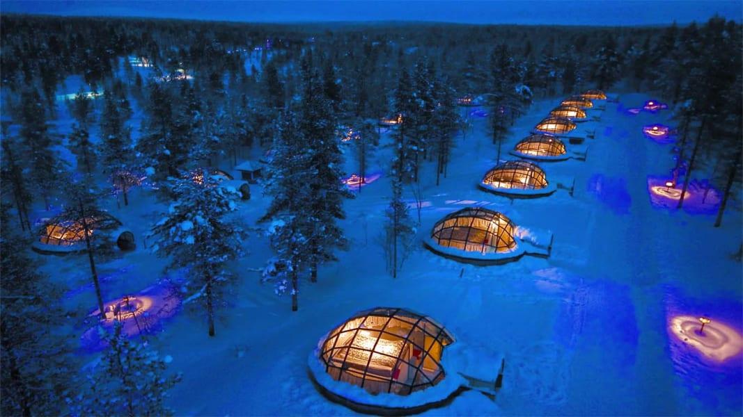 15 quirky hotel-kakslauttanen