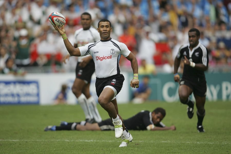 serevi new zealand try