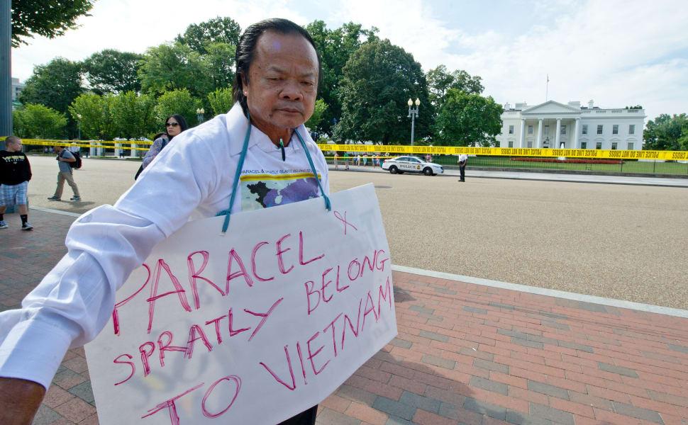 China Vietnam Paracel Islands