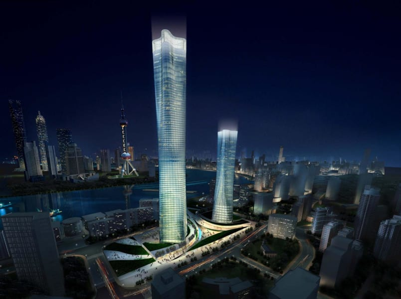 4. China hotels W Shanghai
