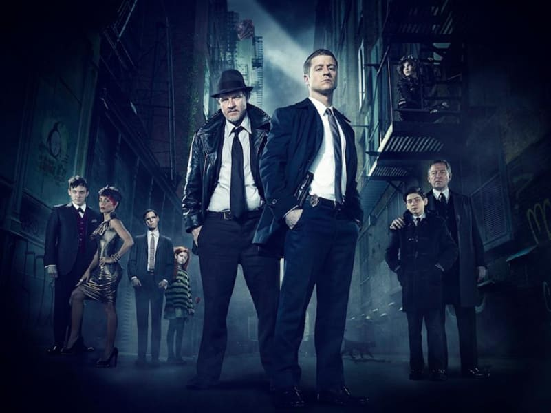 Gotham Fox promo
