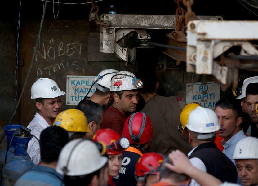 07 turkey mine accident RESTRICTED