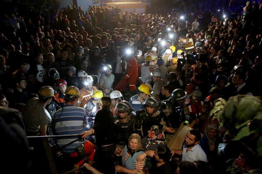 08 turkey mine accident RETRICTED