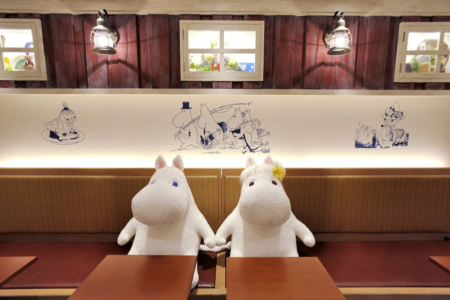 moomin cafe 01