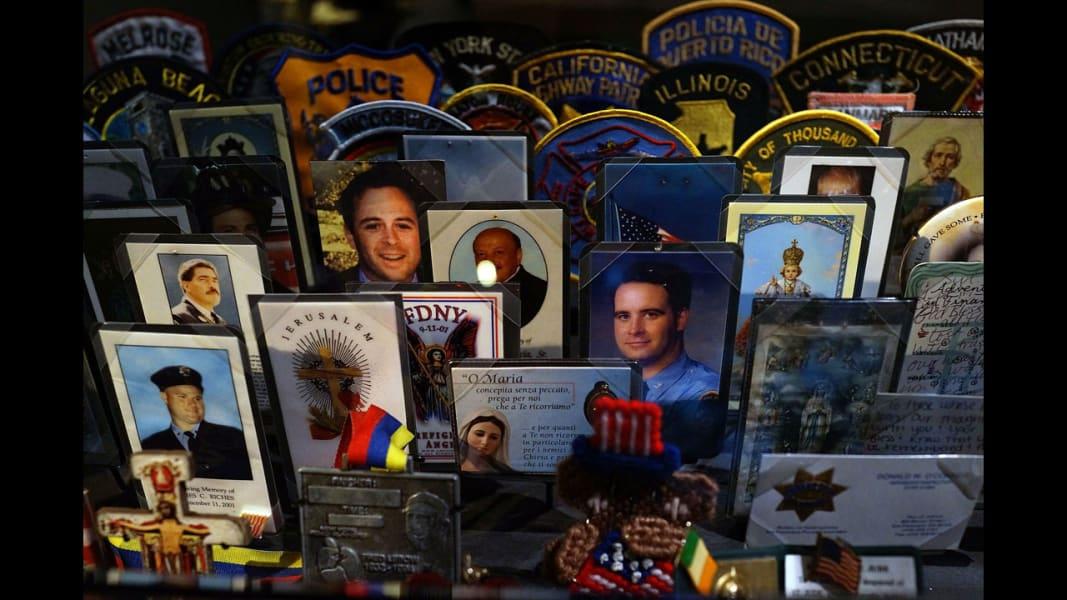 03 9/11 memorial inside