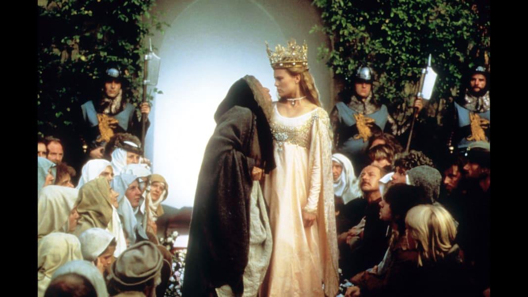 RESTRICTED 13 princess bride