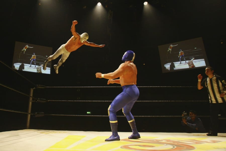 Mexico 10 things best-wrestling masks