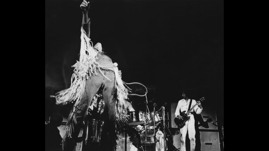 woodstock the who