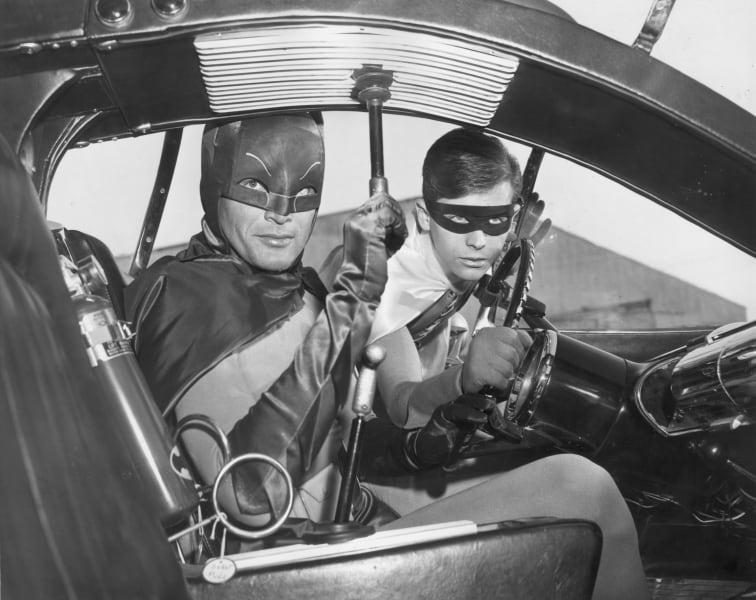 Actors who have played Batman