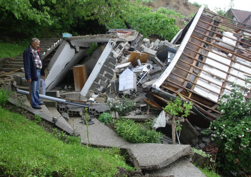 11 balkans flooding RESTRICTED