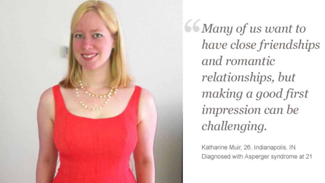 irpt adult autism Katharine Muir