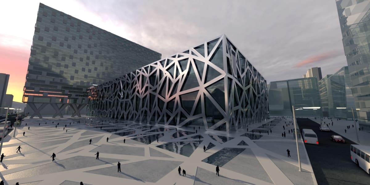 African architects Mokena Makeka Cape Town Station 2030
