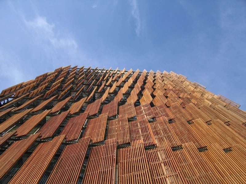 African Architects Mick Pearce CH2