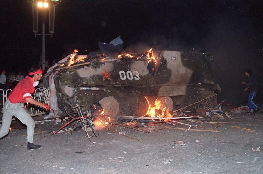 TAM torch tank