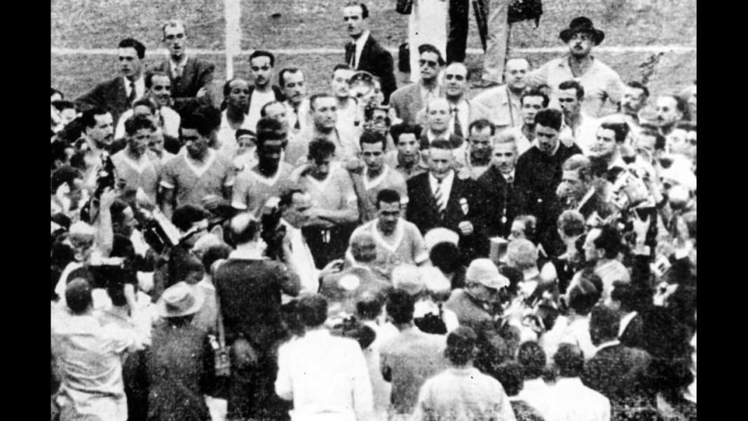 14 1950 world cup restricted