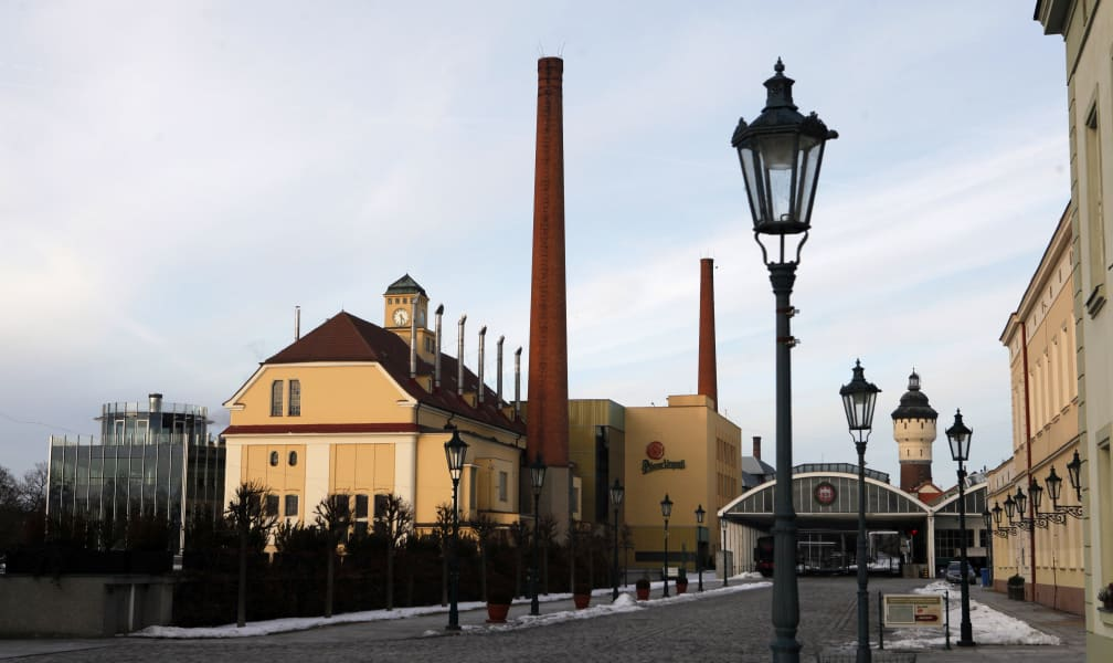 pilsner urquell brewery RESTRICTED
