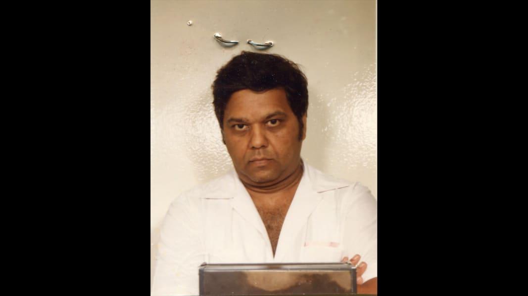 death row stories maharaj - mugshot