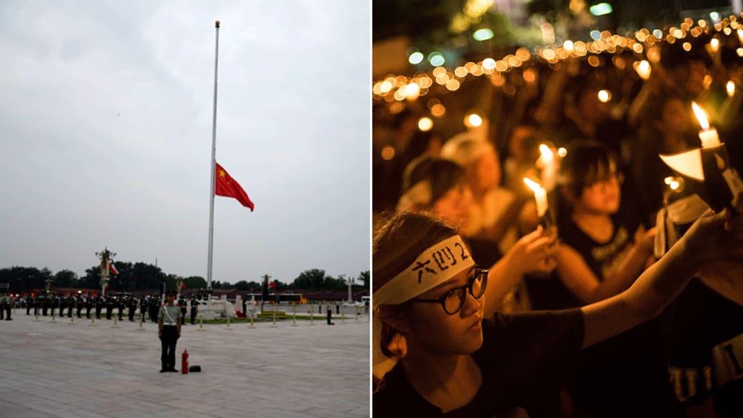 Tiananmen June 4 Gallery