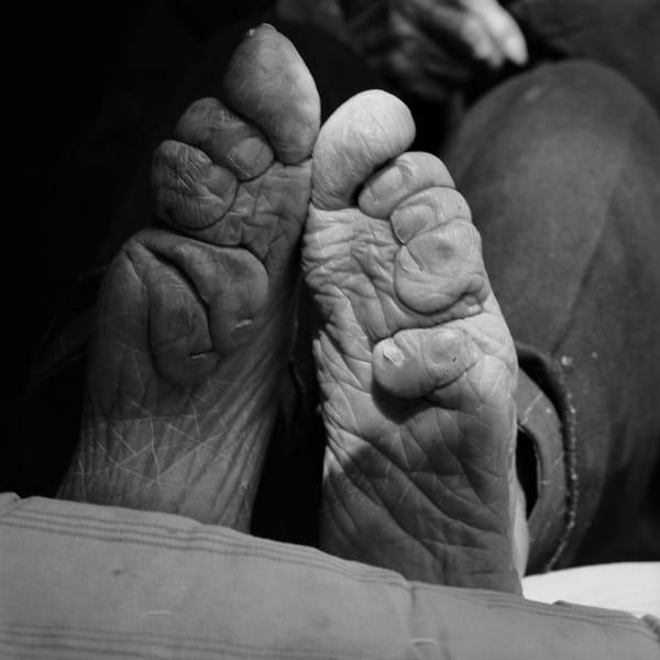 bound feet 2
