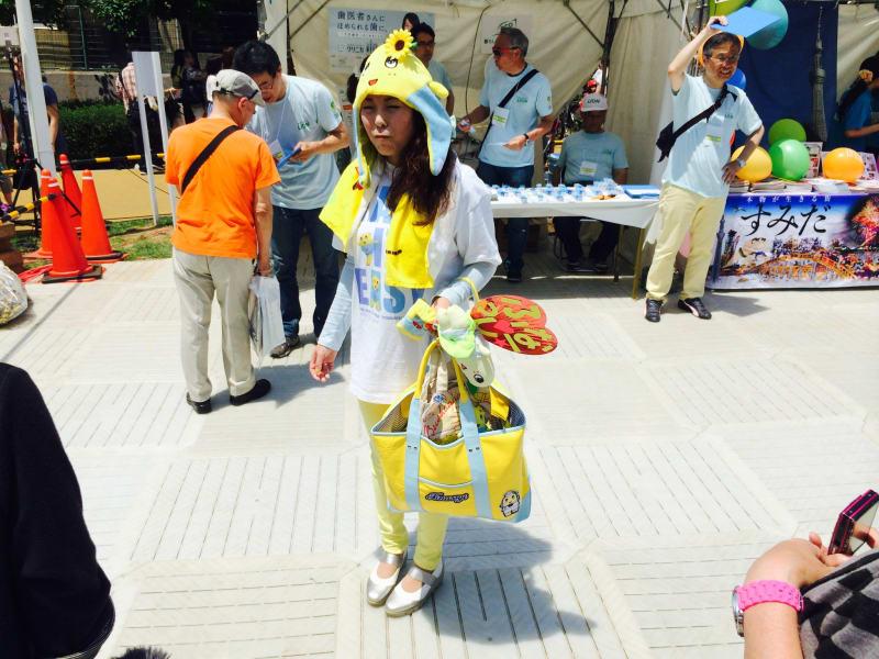 Ripley Japan Mascot K