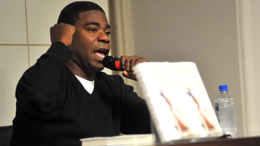 09 Tracy Morgan RESTRICTED