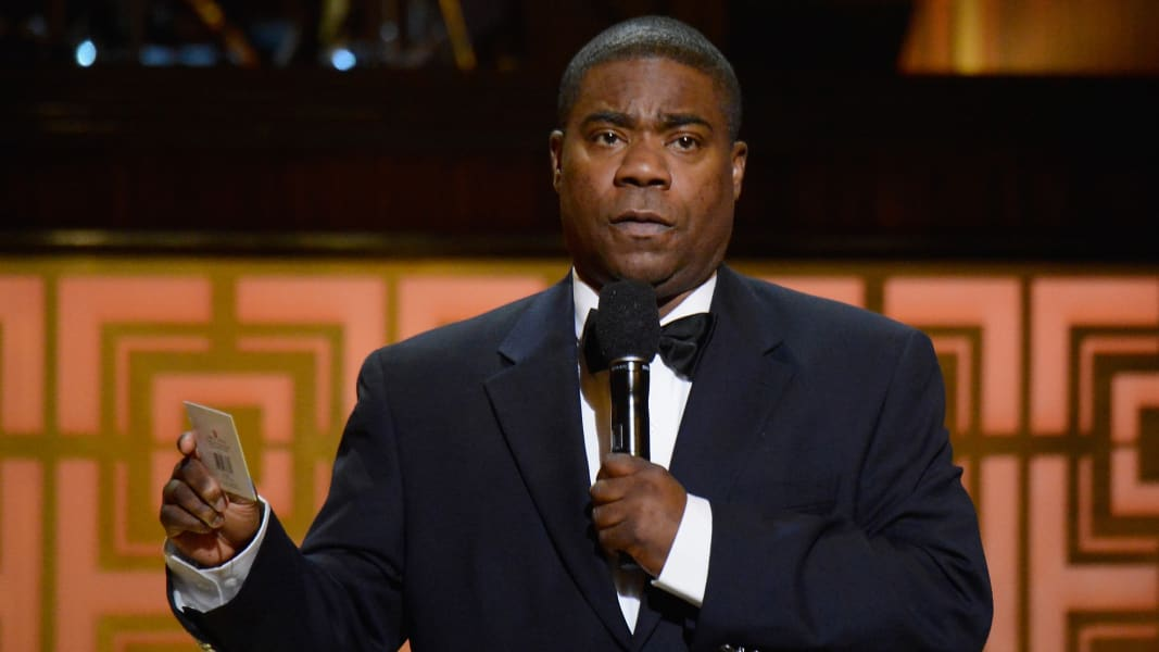 11 Tracy Morgan RESTRICTED