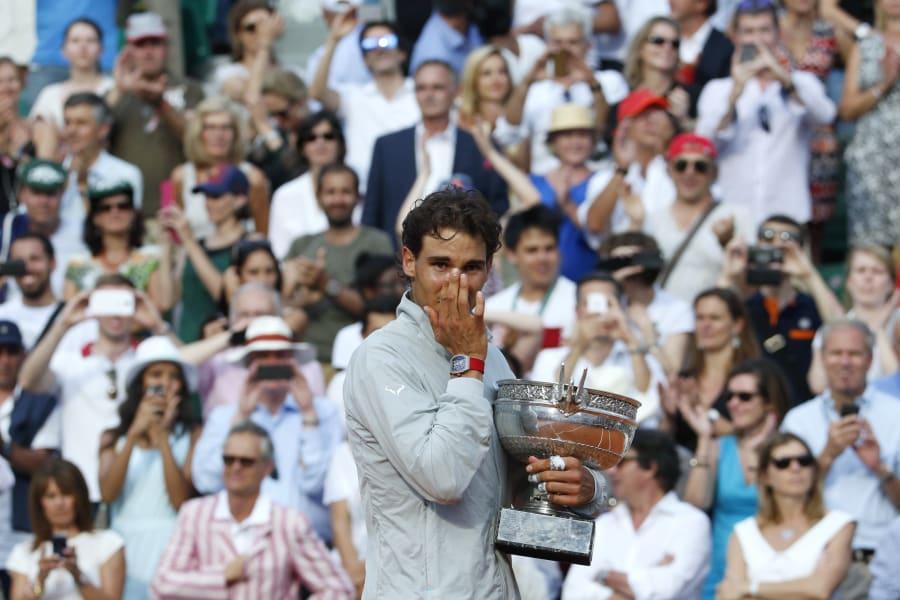 Nadal wins 2