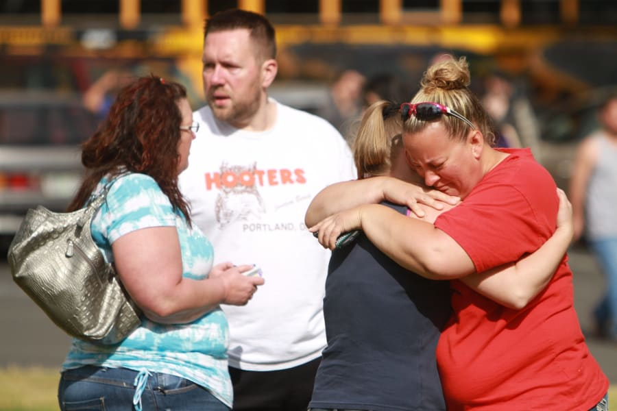03 portland school shooting RESTRICTED