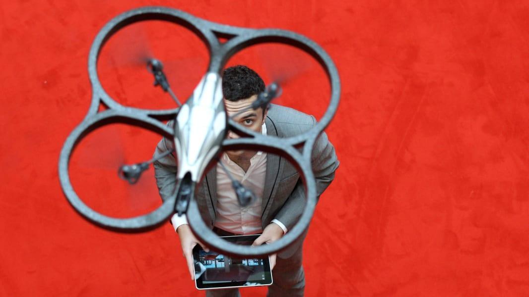 12 drones