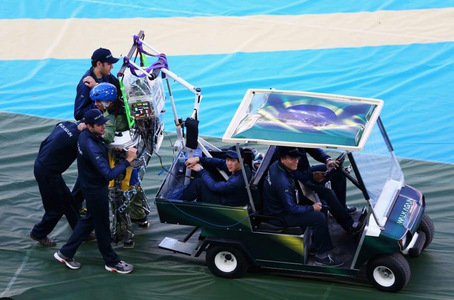Exoskeleton World Cup