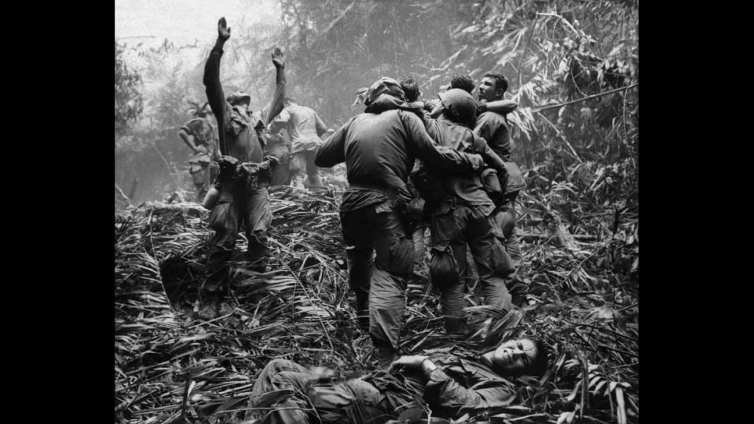 Iconic Photos Of The Vietnam War
