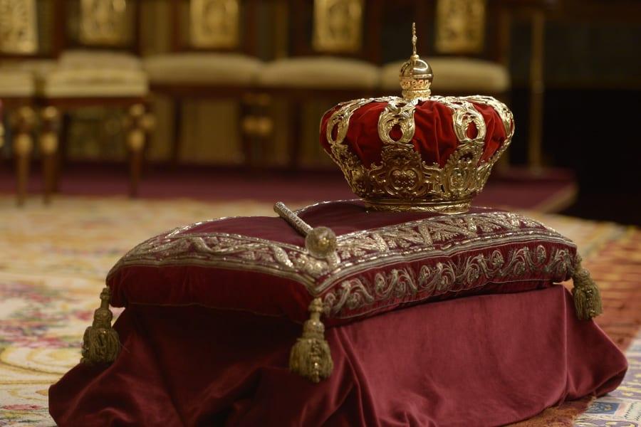 getty spain royal new king crown