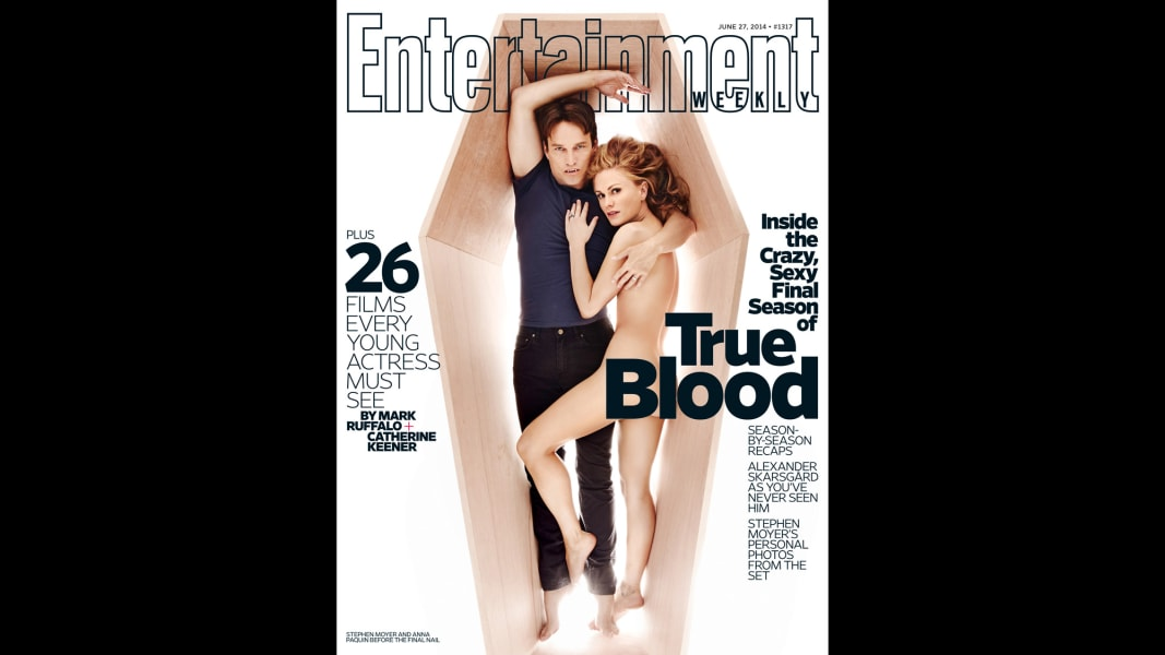 RESTRICTED USE ent wkly true blood cover