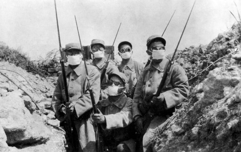 01 WWI Chemical Weapons 0623