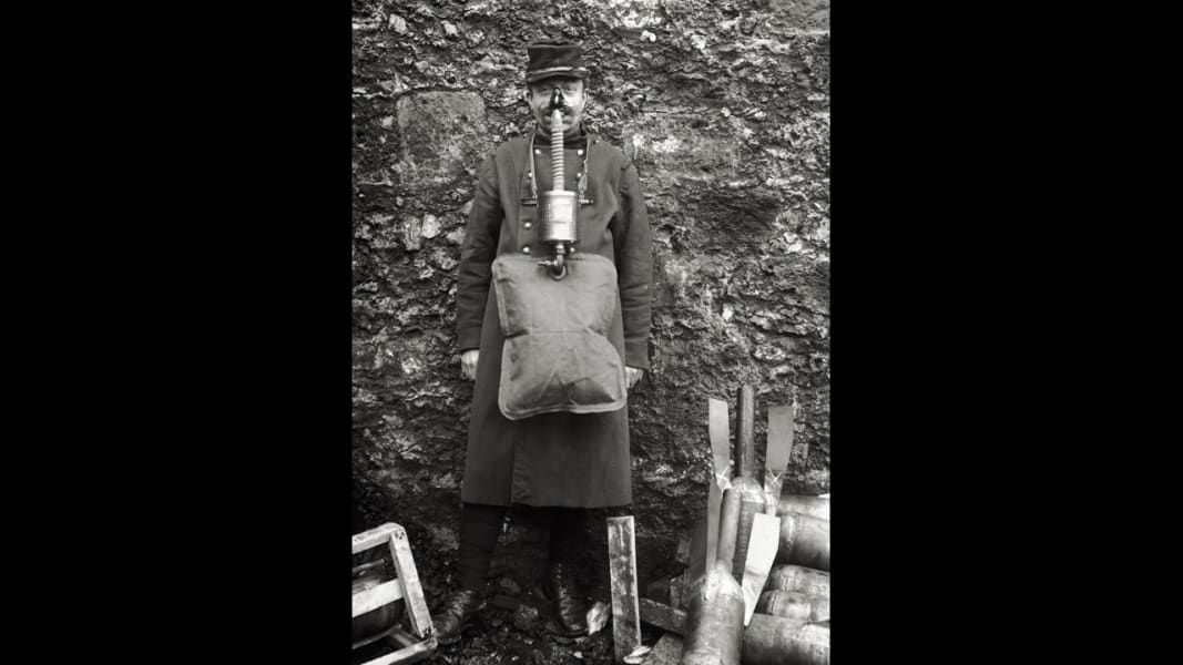 05 WWI Chemical Weapons 0623 RESTRICTED