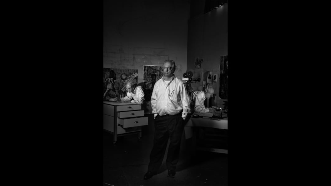 AV 21 Icons William Kentridge RESTRICTED