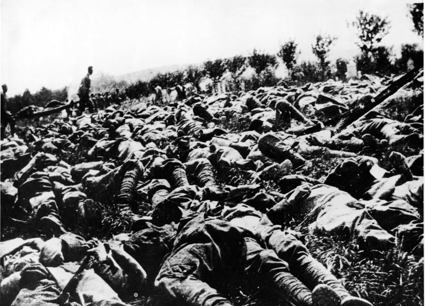 10 WWI chemical weapons