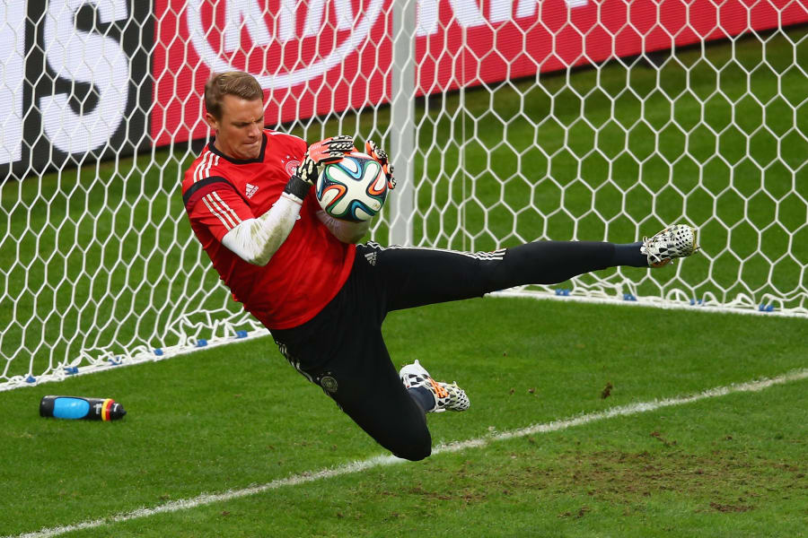 getty wc germany goalkeeper manuel neuer