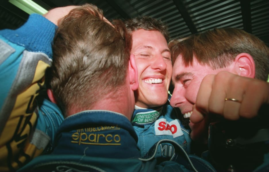 schumacher 1994 win