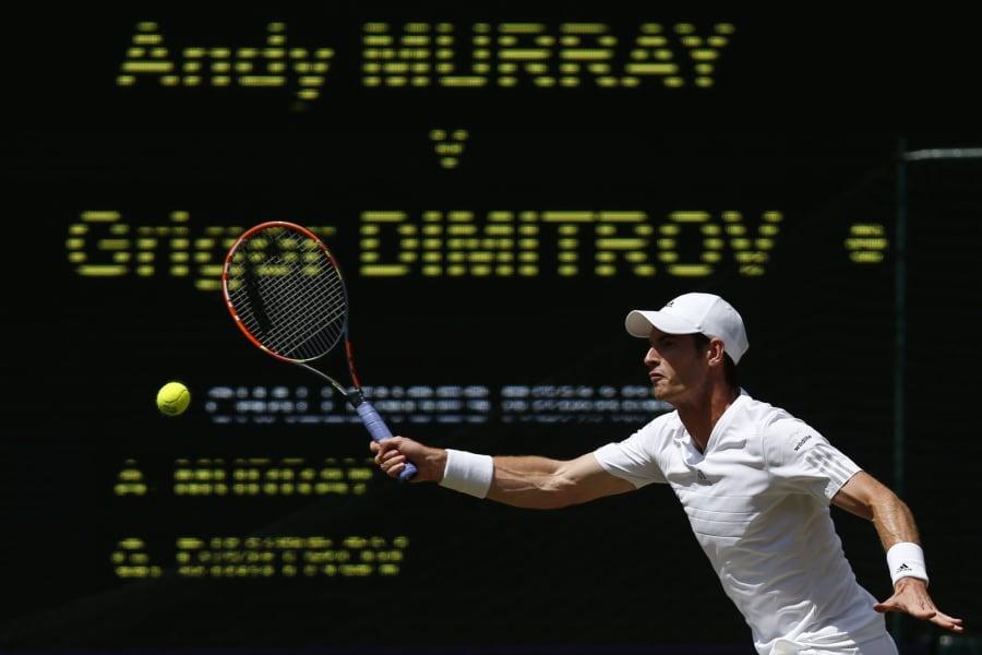 Murray Dimitrov