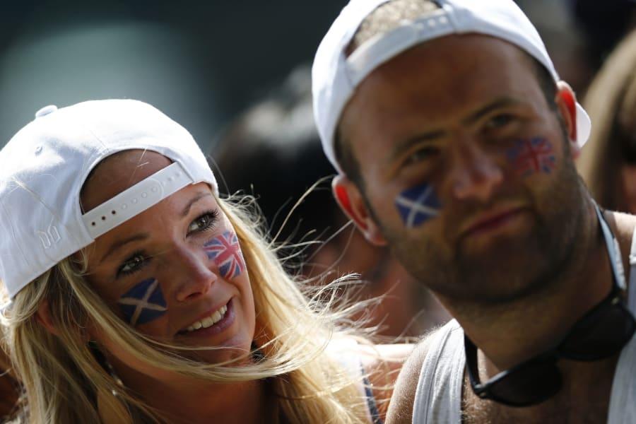 Murray fans