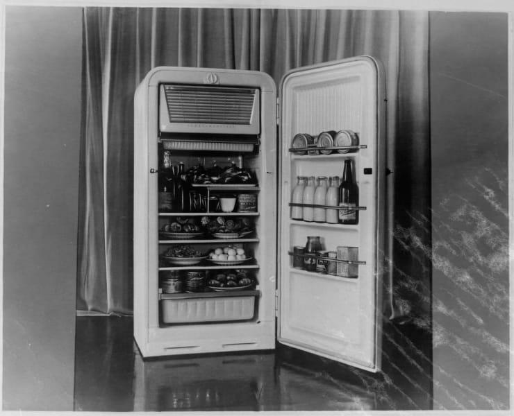 ZIL Refrigerator