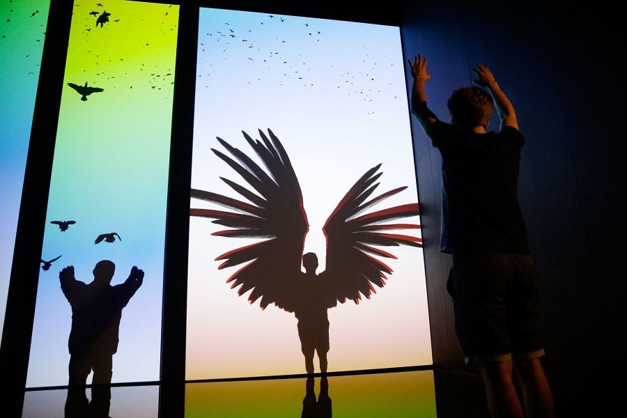 sanctuary barbican wings