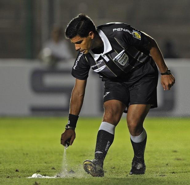 under 20 referee spray